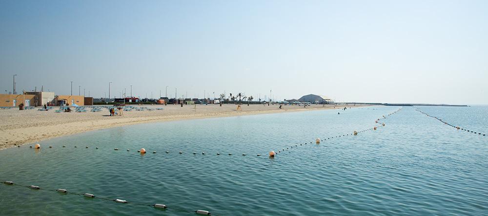 شاطئ الحديريات